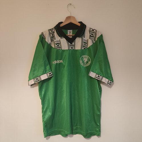 Nigeria 1994 Home - Size XL