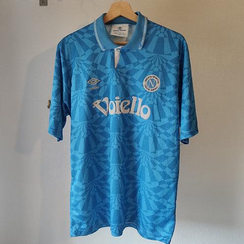 Napoli 91-93 Home - Size L/XL