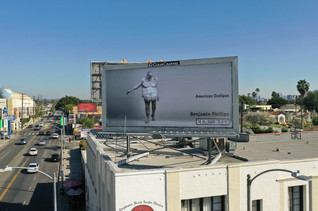 Overlooking 660 Melrose Avenue in Los Angeles