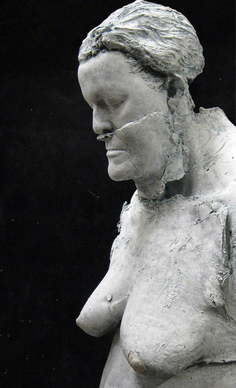 WOMAN no.4 (detail)