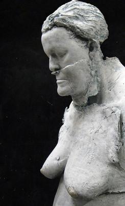 WOMAN no.4 (detail)