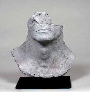 SELF-PORTRAIT AS A MEMORY FRAGMENT (front)