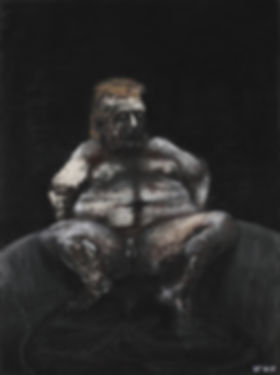 donald trump poking his toe into a bath