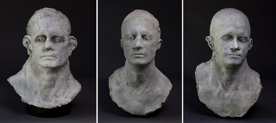 UNCOMFORTABLE GENES: Autoportrait In Three