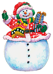Wendy Edelson Studios Illustration Christmas, Holiday