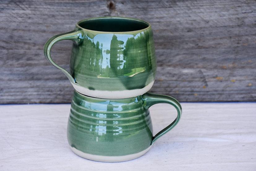 Ferngully Green Jumbo Mug