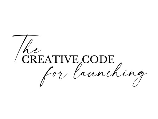 #15 The Creative Code For Launching