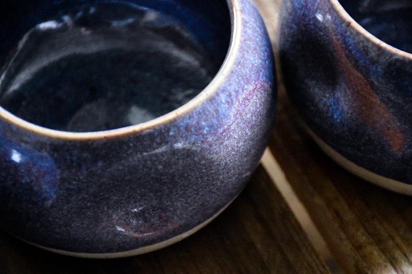 Cosmos Dimple Mug