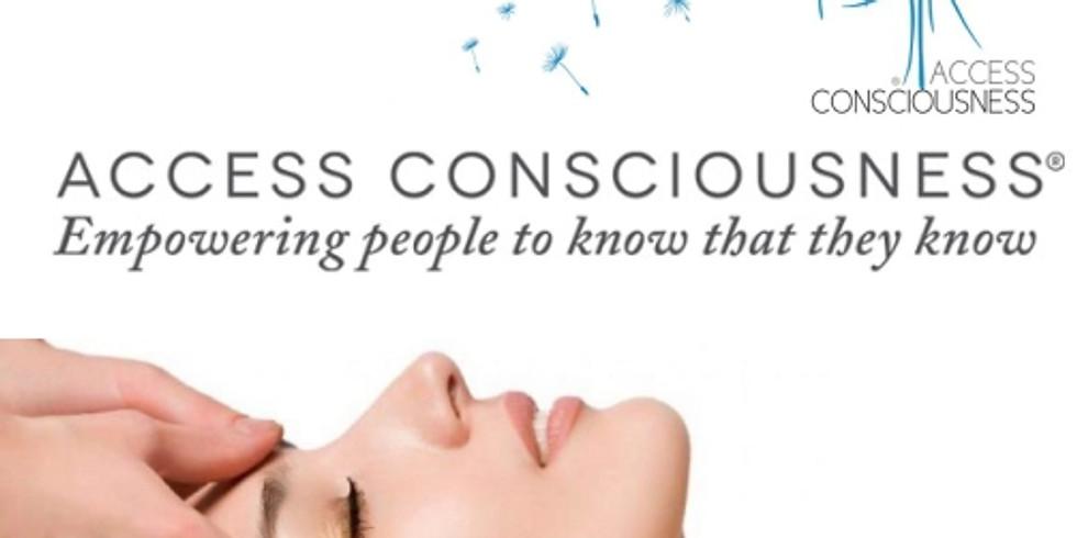 Access Consciousness Bars with Shondi Verrill