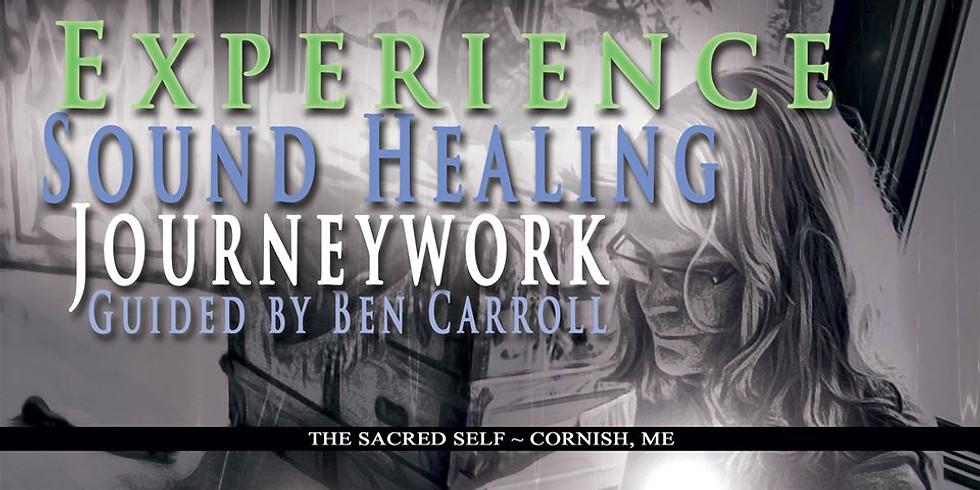 Sound Healing Journeywork with Ben Carroll