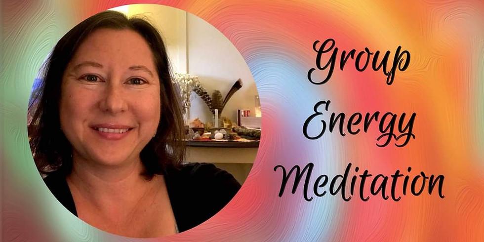 Group Energy Meditation with Jen Bonnett