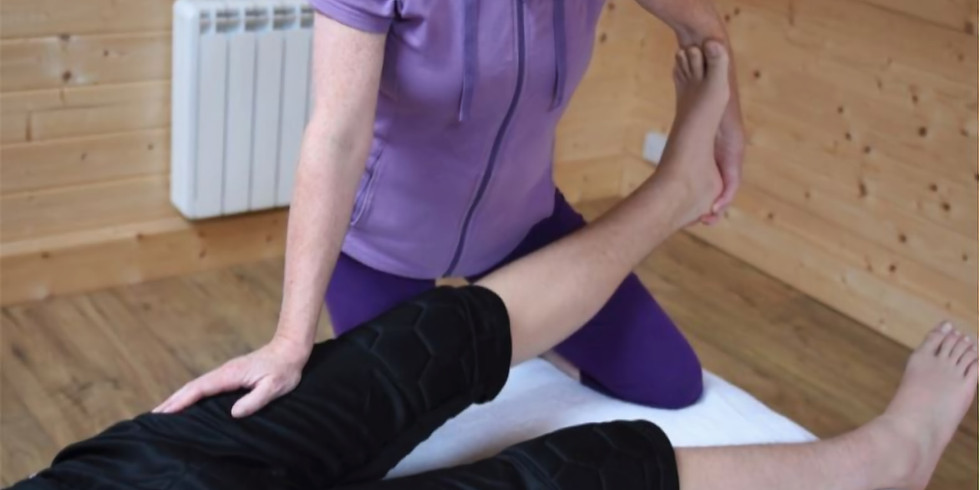 Thai Bodywork (Table or Mat) with Daphne Lemay