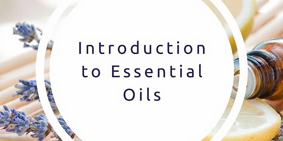 Introduction to Essential Oils with Holly Aguillo