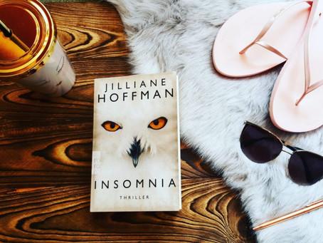 Insomina von Jilliane Hoffmann