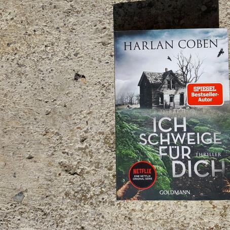 Ich schweige für dich von Harlan Coben