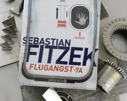 Flugangst 7a von Sebastian Fitzek