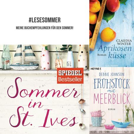 Meine liebsten Sommerbücher