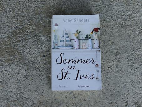 Sommer in St. Ives von Anne Sanders