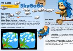 VR Game Skygogo