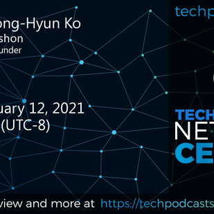 CES21 TechPodcasts Interview