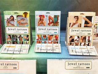 Jewel Tatoos