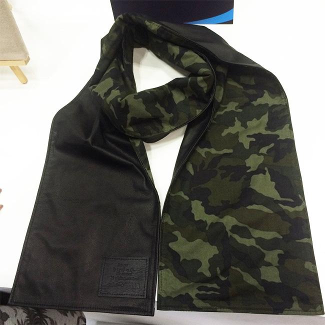 Washable leather scarf - Villa