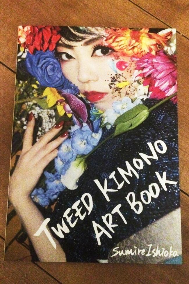 Tweed Kimono Art Book