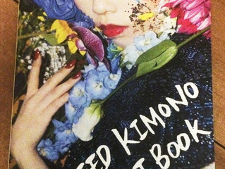 Tweed Kimono Artbook
