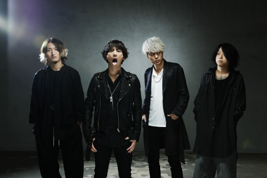 Japanese ROCK band, ONE OK ROCK