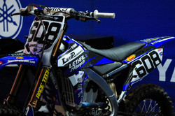David Pulley Jr Yamaha YZ450F