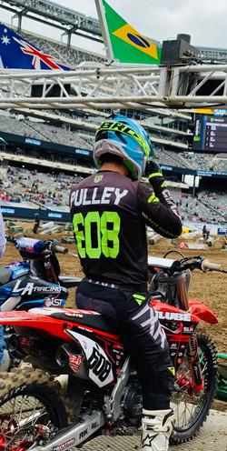 David Pulley Jr Supercross FXR