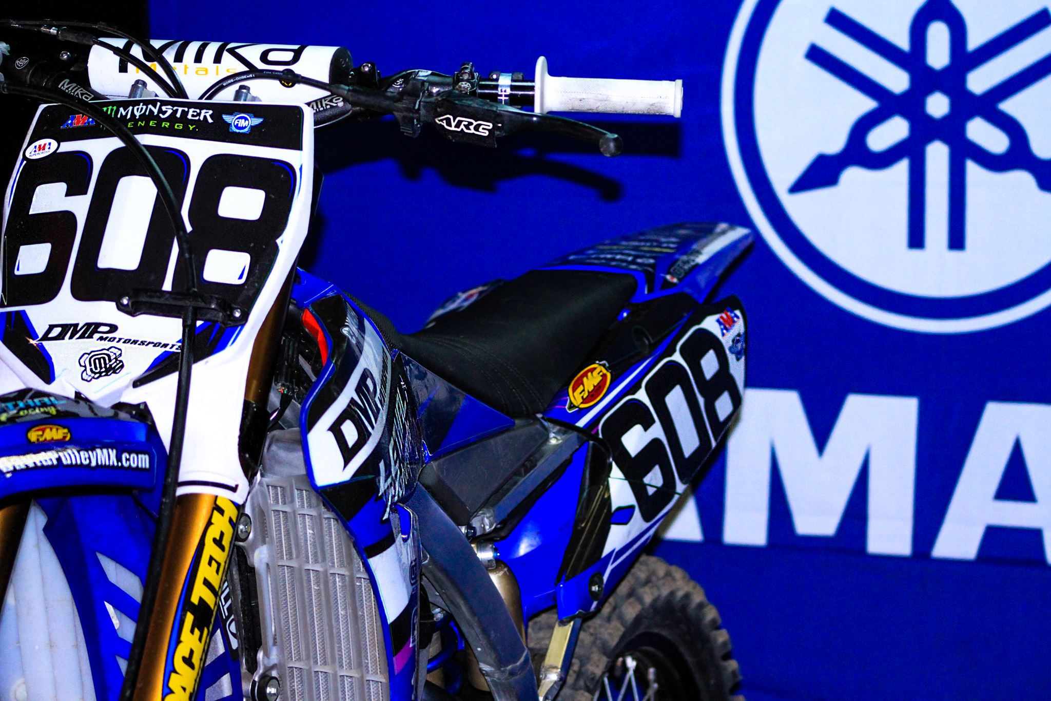 David Pulley Jr YZ450F Yamaha