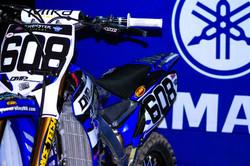 David Pulley Jr YZ450F Yamaha