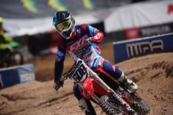 David Pulley Jr Las Vegas Supercross