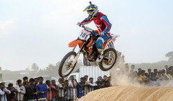 David Pulley India Supercross