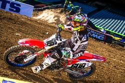 David Pulley Jr Supercross Anaheim
