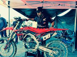 David Pulley Jr 138 Supercross