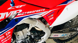 Partnership withSuper B Lithium batteries for 2018 SX/MX