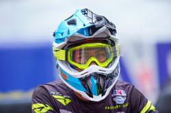 David Pulley Jr Supercross LS2