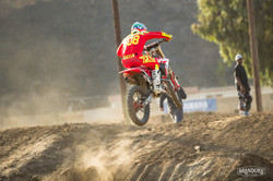 David Pulley Jr Supercross Milestone