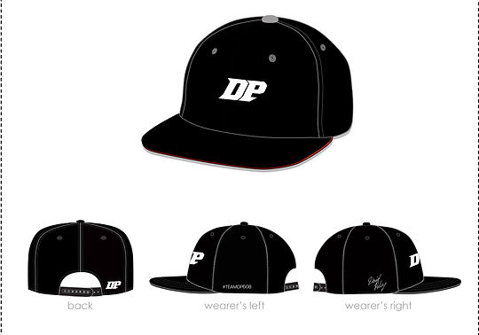 Team DPMX Support Hats