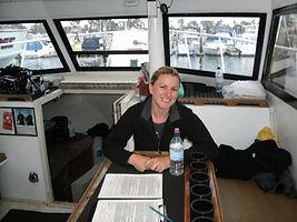 Captain Lora - Scuba Diving San Diego