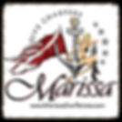 Marissa Logo Black Frame Website  500x50