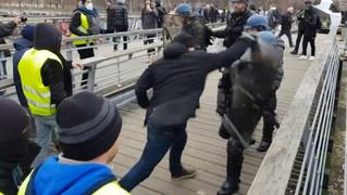 Constitution de partie civile dans l'affaire du « boxeur de gendarmes »