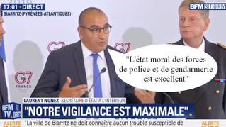 Notre moral est excellent ! (source ministérielle)
