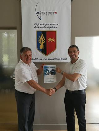 UNPRG - APNM Gendarmes & Citoyens : une alliance historique