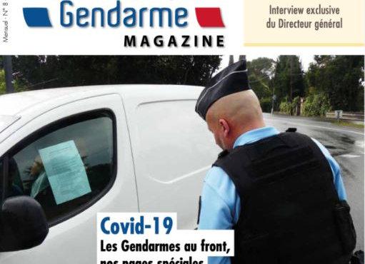 """Adhésion + magazine """"La Voix du Gendarme"""" pendant 1 an"""