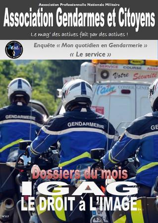 Le Mag' APNM Gendarmes et Citoyens - N°117