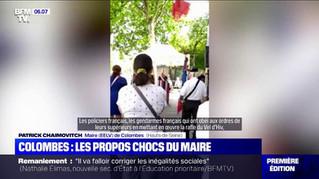 Plainte contre le maire de Colombes (92)