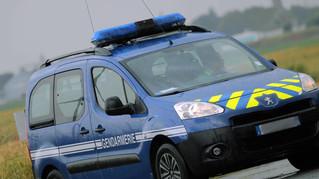 Un gendarme grièvement blessé